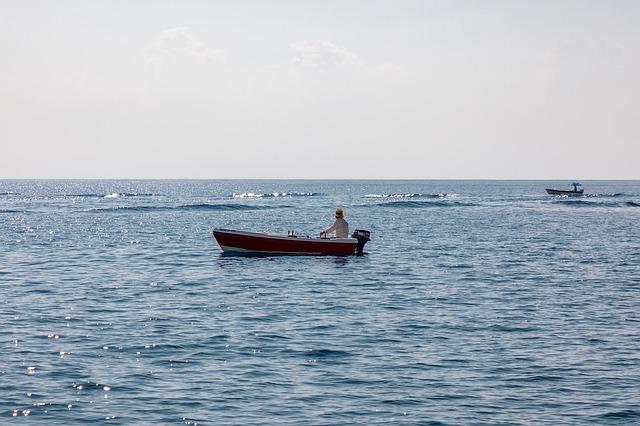 Même les skippers ont le mal de mer