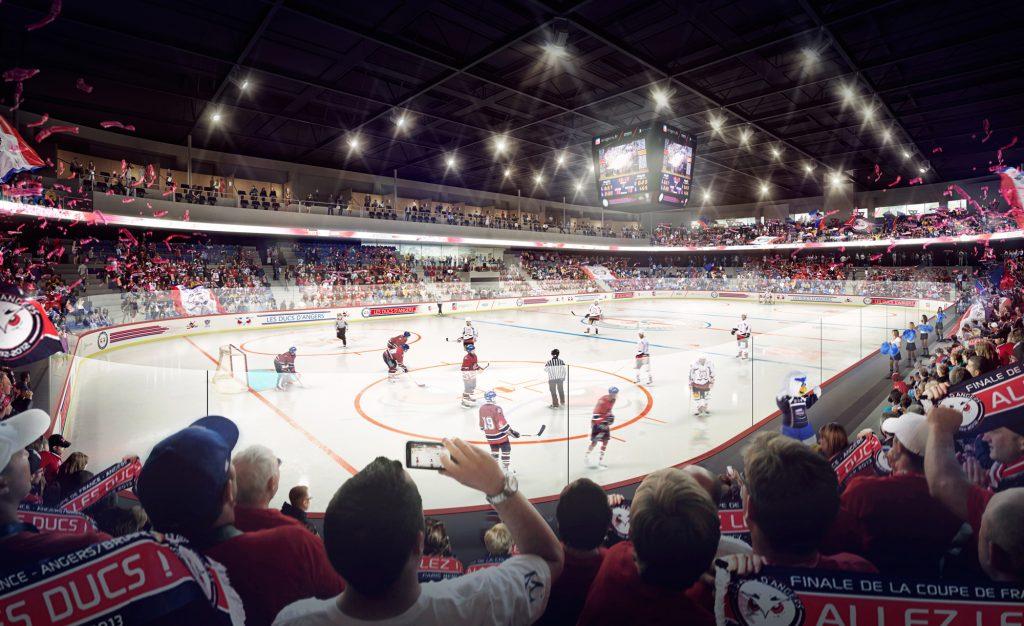 Une sortie en famille : aller voir un match de hockey sur glace !