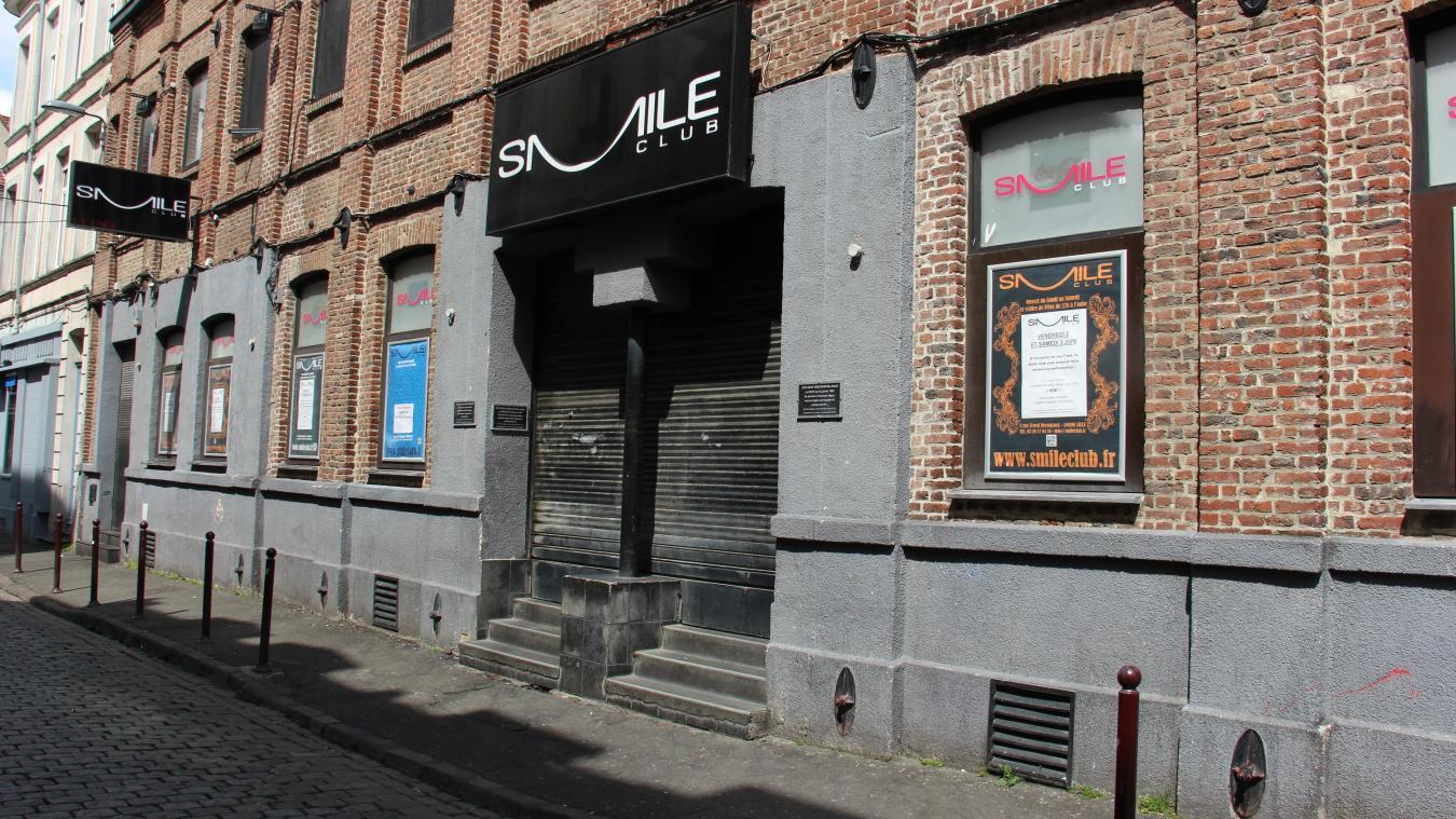 Les étudiants lillois savent faire la fête au Smile Club Lille