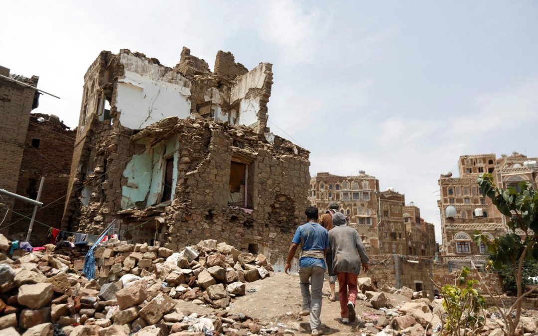 Yémen : la guerre et la famine engendrent la pire crise humanitaire au monde