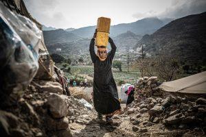guerre et famine au yemen