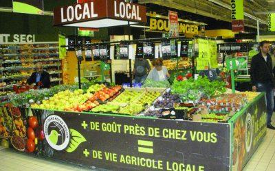 L'association des Producteurs de légumes de France souhaite que l'origine France soit mise en avant.